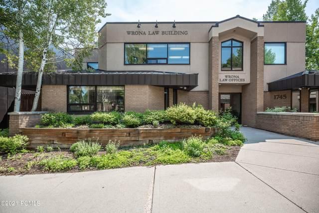 1745 Sidewinder Drive, Park City, UT 84060 (MLS #12103651) :: High Country Properties