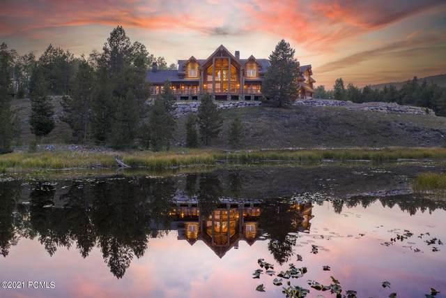 1661 Stillwater Loop, Kamas, UT 84036 (MLS #12103660) :: High Country Properties