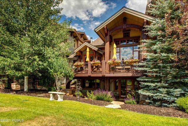 2621 Eagle Cove Drive, Park City, UT 84060 (MLS #12103665) :: High Country Properties