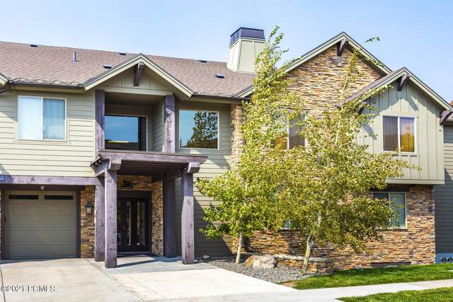 14275 N Buck Horn Trail 41E, Heber City, UT 84032 (MLS #12103671) :: High Country Properties