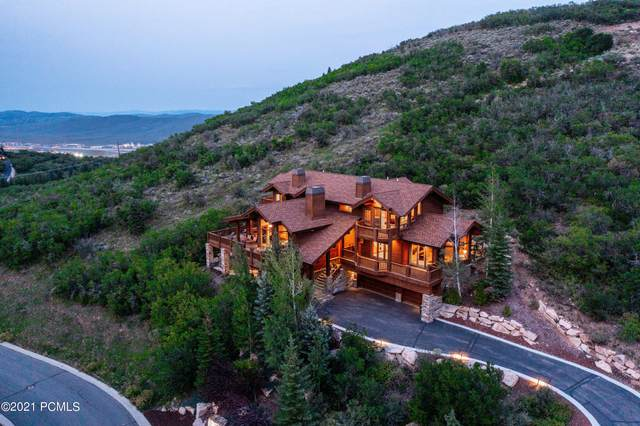 3793 Solamere Drive, Park City, UT 84060 (MLS #12103677) :: High Country Properties