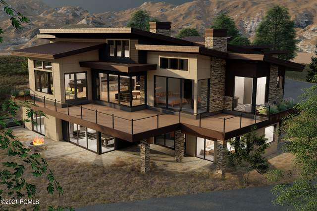 6704 Painted Valley Pass, Park City, UT 84098 (MLS #12103707) :: Lookout Real Estate Group