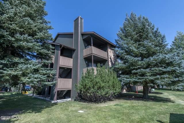 6861 W 2200 9T, Park City, UT 84098 (MLS #12103721) :: Lawson Real Estate Team - Engel & Völkers