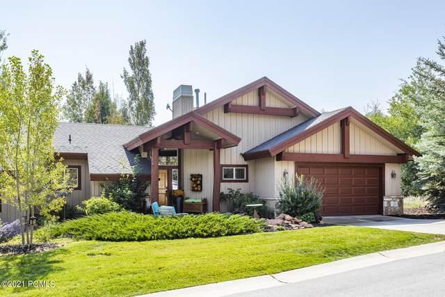 3412 Cedar Drive, Park City, UT 84098 (MLS #12103730) :: High Country Properties