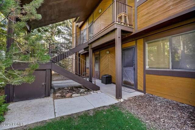 2025 Canyons Resort Drive E2, Park City, UT 84098 (MLS #12103734) :: Lookout Real Estate Group