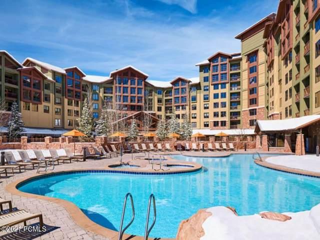 3855 Grand Summit Drive #409, Park City, UT 84098 (MLS #12103764) :: Lawson Real Estate Team - Engel & Völkers