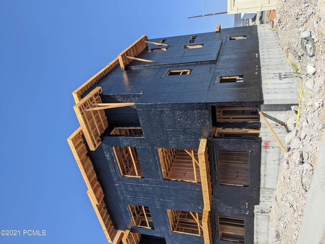 1401 E Gambel Oak Way, Park City, UT 84098 (MLS #12103801) :: High Country Properties