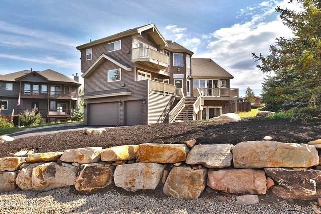 6198 N Old Ranch Road, Park City, UT 84098 (MLS #12103811) :: Summit Sotheby's International Realty