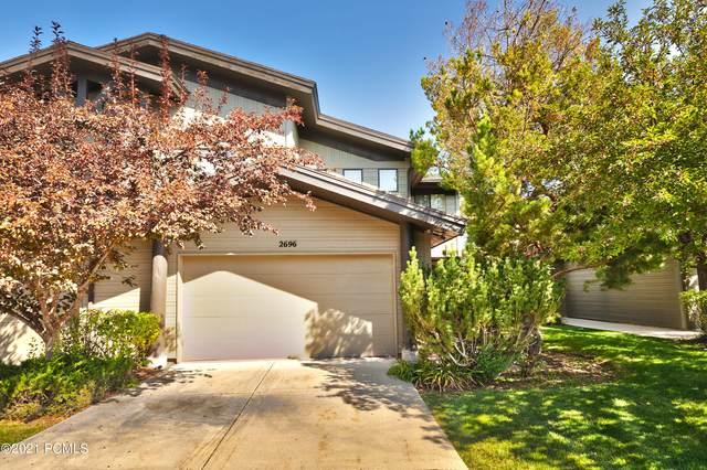 2696 Cottage Loop Loop, Park City, UT 84098 (MLS #12103815) :: High Country Properties