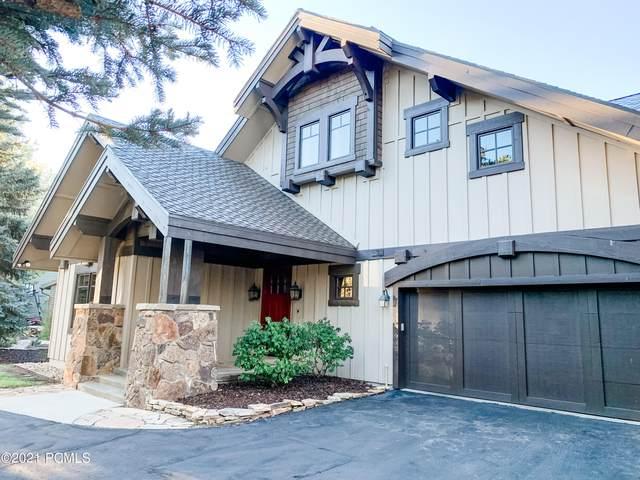 2065 Lucky John Drive, Park City, UT 84060 (MLS #12103845) :: High Country Properties