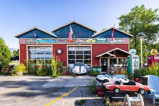203 E Main Street, Midway, UT 84049 (MLS #12103855) :: High Country Properties