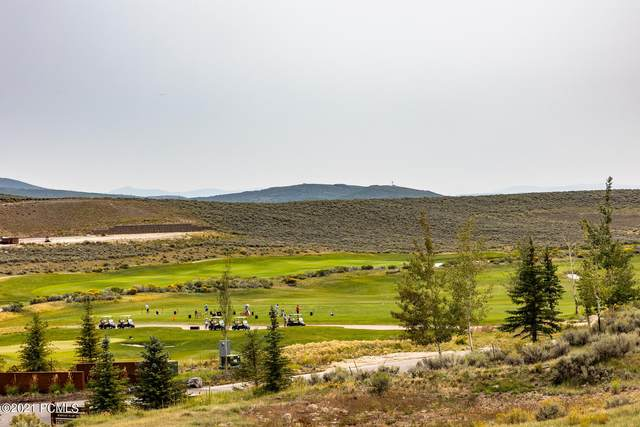 6335 Painted Valley Pass, Park City, UT 84098 (MLS #12103880) :: High Country Properties