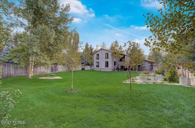 2866 Holiday Ranch Loop Road, Park City, UT 84060 (MLS #12103882) :: High Country Properties