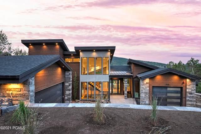 2535 Aspen Springs Drive, Park City, UT 84060 (MLS #12103900) :: High Country Properties
