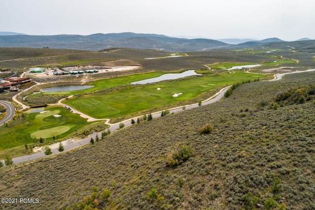 6199 Painted Valley Pass, Park City, UT 84098 (MLS #12103901) :: High Country Properties