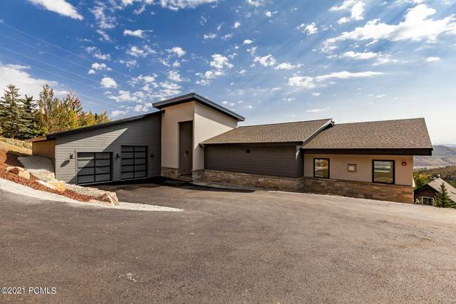 3769 Sunridge Drive, Park City, UT 84098 (MLS #12103908) :: High Country Properties