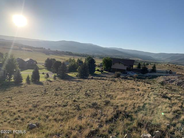 437 Old Stone Rd. Road, Heber City, UT 84032 (MLS #12103912) :: High Country Properties
