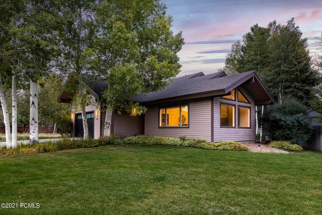 2880 Lucky John Drive, Park City, UT 84060 (MLS #12103916) :: Lookout Real Estate Group