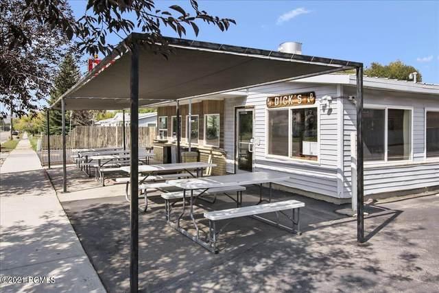 235 E Center Street, Kamas, UT 84036 (MLS #12103930) :: Lawson Real Estate Team - Engel & Völkers