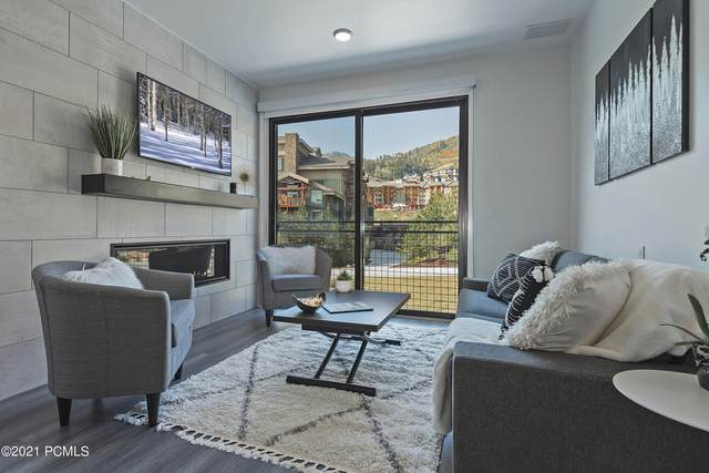 2670 W Canyons Resort Drive #239, Park City, UT 84098 (MLS #12103933) :: Lookout Real Estate Group
