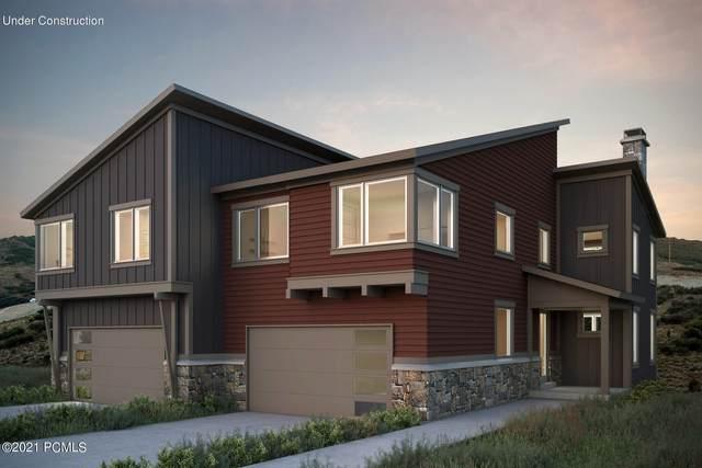 12848 N Belaview Way #27, Hideout, UT 84036 (MLS #12103958) :: Lookout Real Estate Group