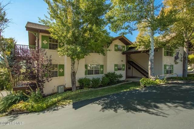 991 W Grindelwald Lane #3, Midway, UT 84049 (MLS #12103980) :: Lawson Real Estate Team - Engel & Völkers
