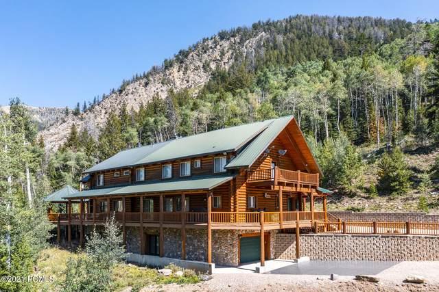 13721 E Weber Canyon Rd, Oakley, UT 84055 (MLS #12104015) :: Lawson Real Estate Team - Engel & Völkers