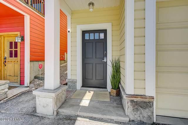 205 Park Avenue, Park City, UT 84060 (MLS #12104018) :: Lookout Real Estate Group