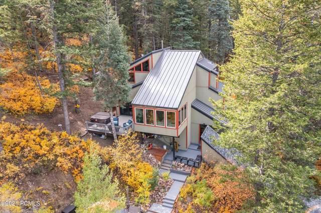 615 Matterhorn Drive, Park City, UT 84098 (MLS #12104077) :: Lookout Real Estate Group