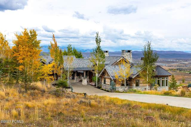 1455 W Red Fox Road, Park City, UT 84098 (MLS #12104102) :: Lookout Real Estate Group