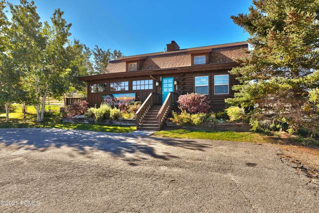 6587 Mountain View Drive, Park City, UT 84098 (MLS #12104103) :: Lookout Real Estate Group