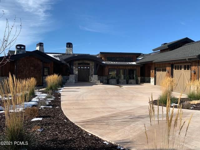 228 N Ibapah Peak Drive, Heber City, UT 84032 (MLS #12104116) :: Lawson Real Estate Team - Engel & Völkers
