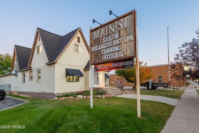 60 N Main Street, Kamas, UT 84036 (MLS #12104120) :: Lawson Real Estate Team - Engel & Völkers