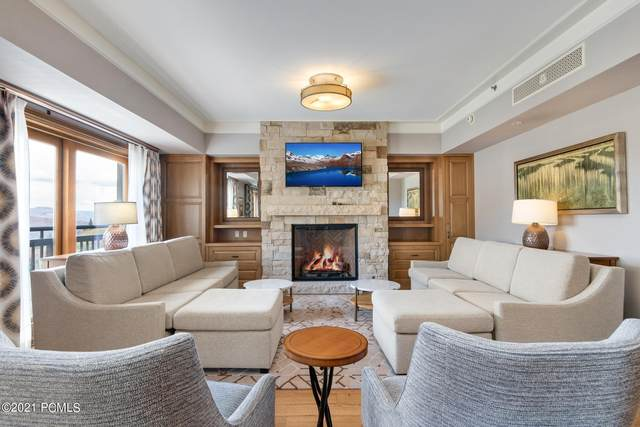 2300 E Deer Valley Drive #528, Park City, UT 84060 (MLS #12104121) :: Lookout Real Estate Group
