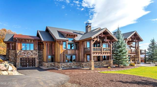 1731 Lower Cove Road, Park City, UT 84098 (MLS #12104130) :: Lookout Real Estate Group