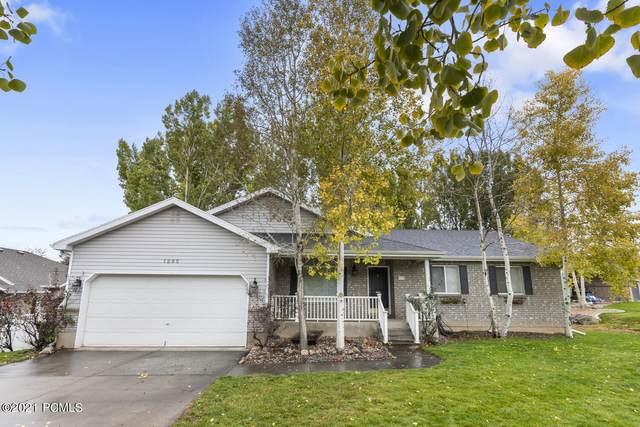 1295 N Valley Hills Boulevard, Heber City, UT 84032 (MLS #12104139) :: Lawson Real Estate Team - Engel & Völkers