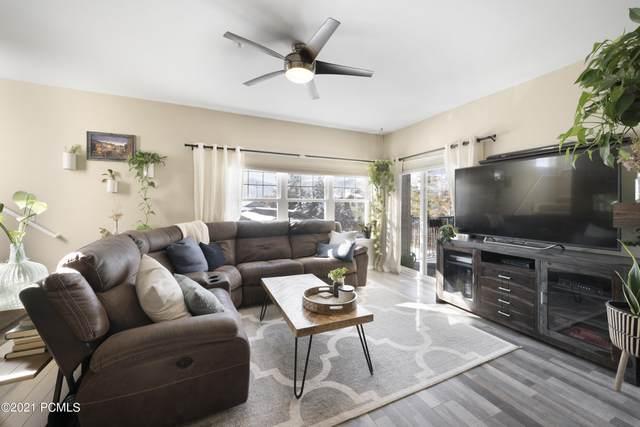 900 Bitner Road C20, Park City, UT 84098 (MLS #12104148) :: Lawson Real Estate Team - Engel & Völkers