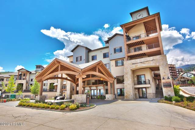 2653 Canyons Resort Drive L001, Park City, UT 84098 (MLS #12104174) :: High Country Properties