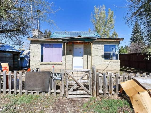 46 W 100 South, Kamas, UT 84036 (MLS #12104178) :: High Country Properties