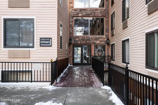 1940 Prospector Avenue #429, Park City, UT 84060 (MLS #12104191) :: High Country Properties