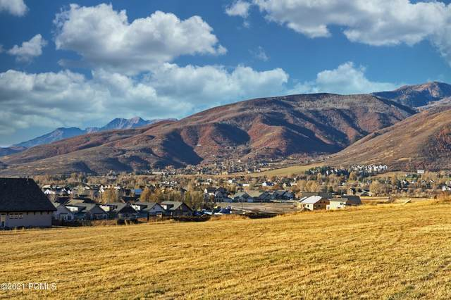 116 E Reserve Trail Road, Midway, UT 84049 (MLS #12104193) :: High Country Properties