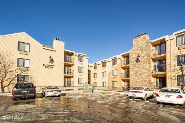 1940 Prospector Avenue #116, Park City, UT 84060 (MLS #12104219) :: Lookout Real Estate Group