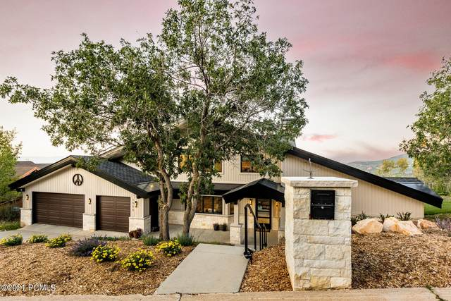 1555 Aerie Circle, Park City, UT 84060 (MLS #12104244) :: Lookout Real Estate Group