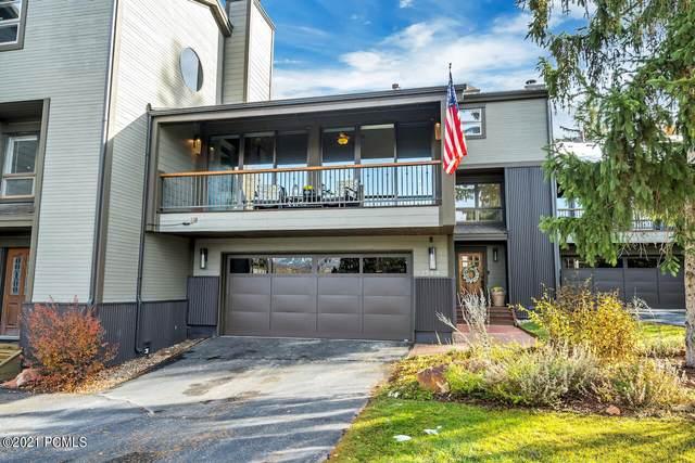 2544 Fairway Village Drive, Park City, UT 84060 (MLS #12104247) :: Lookout Real Estate Group