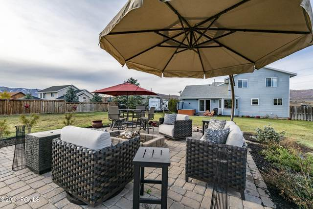 214 Highland Drive, Park City, UT 84098 (MLS #12104250) :: Lookout Real Estate Group