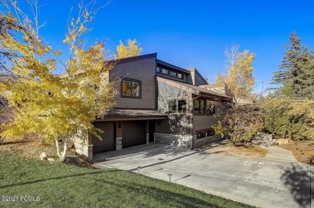 4807 E Meadows Drive, Park City, UT 84098 (MLS #12104251) :: Lookout Real Estate Group