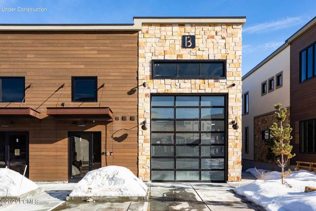 4518 Forestdale Drive #50, Park City, UT 84098 (MLS #12104254) :: Lookout Real Estate Group