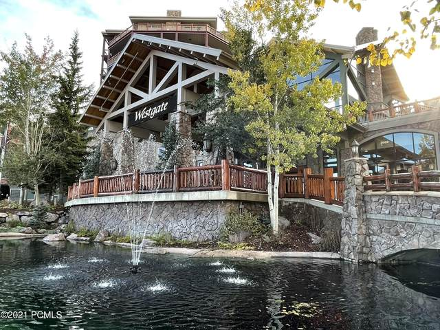 3000 Canyons Resort Drive, Park City, UT 84098 (MLS #12104257) :: Lookout Real Estate Group