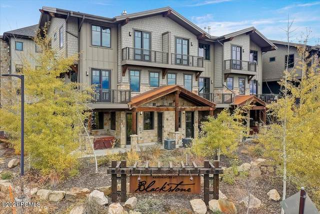3668 Blackstone Drive, Park City, UT 84098 (MLS #12104289) :: High Country Properties