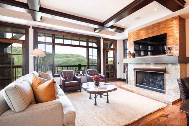 8894 Empire Club Drive #505, Park City, UT 84060 (MLS #11803009) :: High Country Properties